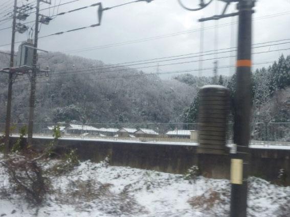 北陸の雪景色1