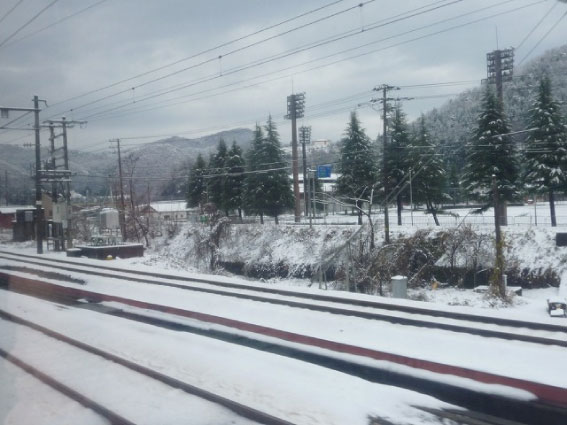 北陸の雪景色2