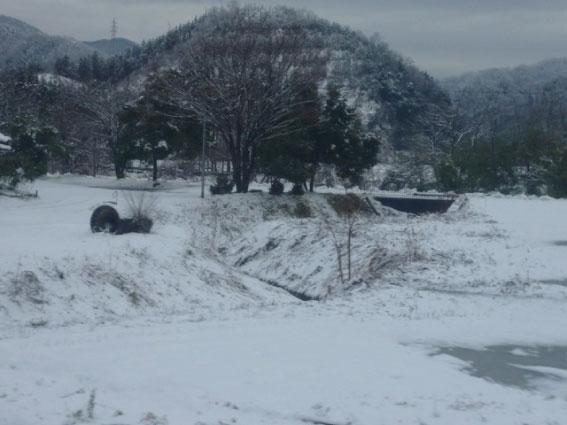 北陸の雪景色3