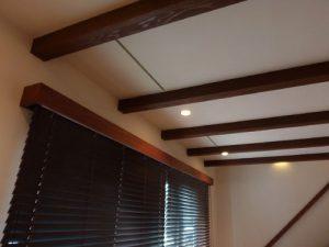 主寝室:ライン型吹出口